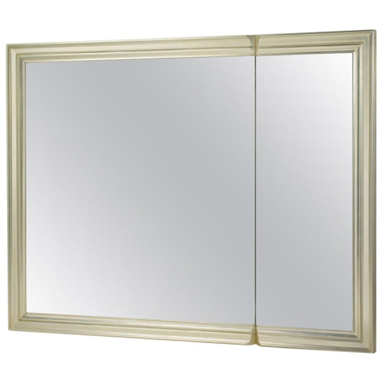 Corte Wall Mirror With Frame For Sale At 1stdibs
