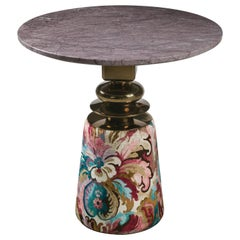 Cortes, Round Side Table