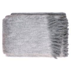 Cortina Mohair Plaid