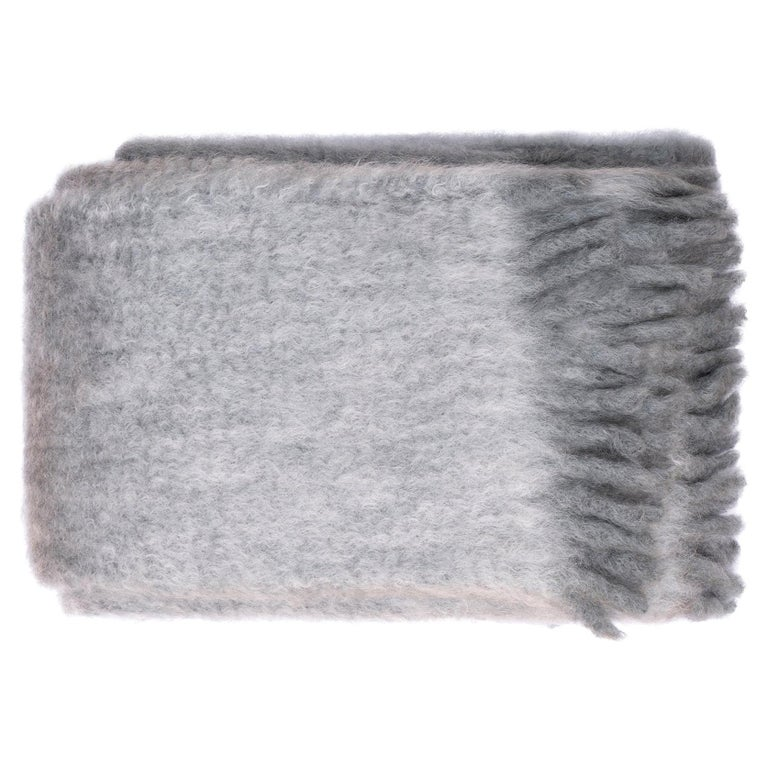 Cortina Mohair Plaid For Sale