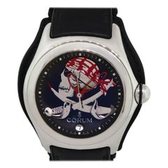 Corum 082.150.20 Bubble 47 Pirate Wristwatch