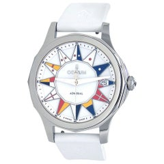 Corum Admiral Legend A082/03183, White Dial, Certified and Warranty