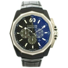 Corum Admiral's Cup 01.0116, Black Dial, Certified and Warranty