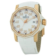 Corum Admiral's Cup 082-951-85-0089-PN34, Case, Certified and Warranty