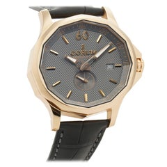 Corum Admiral's Cup 395.101.55/0001 AK12, Grey Dial, Certified