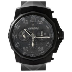Corum Admiral's Cup 753.934.95/0371.AN92, Black Dial, Certified and Warranty