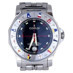 Corum Admirals Cup Chronometer Black Face, Watch