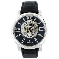 Corum Admiral's Cup4320, White Dial Certified Authentic