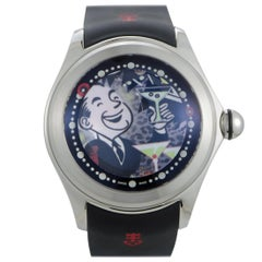 Corum Big Bubble Magical Pop de la Nuez Watch L390/03635 - 390.101.04./0371 PO01