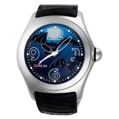 Corum Bubble 082.150.20, Case, Certified and Warranty