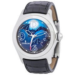 Corum Bubble 082.150.20, White Dial, Certified and Warranty