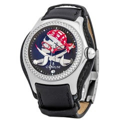 Corum Bubble 082.157.47, Case, Certified and Warranty