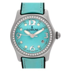 Corum Bubble 39.151.47, Case, Certified and Warranty