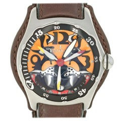 Corum Bubble 82.180.20, Case, Certified and Warranty