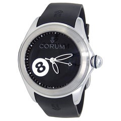 Corum Bubble L082/02995, Black Dial, Certified and Warranty
