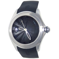 Corum Bubble L082/03024, Black Dial, Certified and Warranty