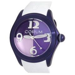 Corum Bubble L082/03301, Purple Dial, Certified and Warranty