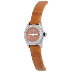 Corum Bubble L137/03602, Brown Dial, Certified and Warranty