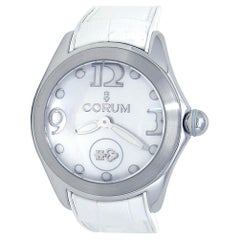 Corum Bubble L295/03049, Mother of Pearl Dial, Certified and Warran