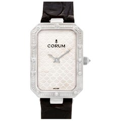 Corum Corum 24 706 59, Silver Dial, Certified and Warranty