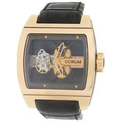 Corum Golden Bridge 022.702.55/0F81 0000, Black Dial, Certified