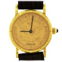 Corum Ladies Coin Wristwatch