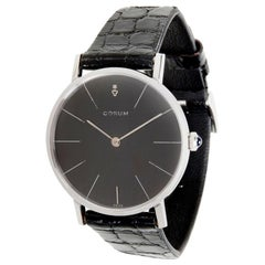 Corum Mecanique 57219, Grey Dial, Certified and Warranty