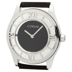 Corum Mystere 138.500.20, Black Dial, Certified and Warranty