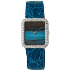 Corum Peacock 27536, Blue Dial, Certified and Warranty