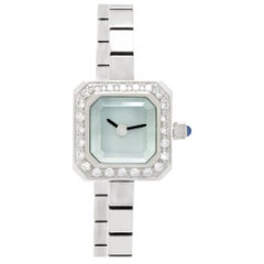 Corum Sugar Cube 137.430.47, Blue Dial, Certified and Warranty