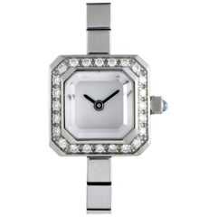 Corum Sugar Cube Diamond Watch 137.431.47