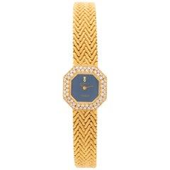 Corum Yellow Gold Diamond Classique Quartz Wristwatch