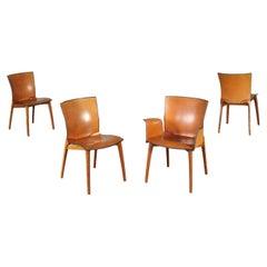 'Cos' chairs by Josep LLuscà per Cassina, 1994