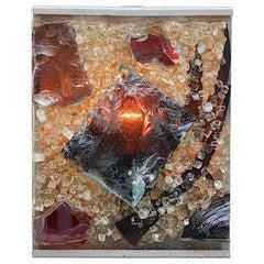 Cosack Glass Shard Decorative Wall Lamp