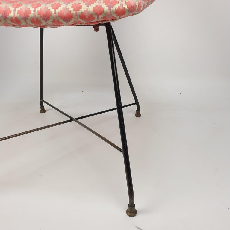 Cosmos Dining Chair by Augusto Bozzi for Saporiti Italia, 1950s For Sale 2