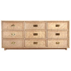 Late 20th Century Dressers