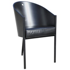 Costes Chair by Philippe Starck for Aleph circa 1980s Postmodern
