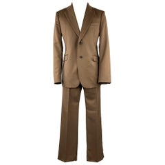 Brown Suits, Outfits and Ensembles