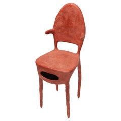 Cotta Chair by Decio Studio Made at alfa.brussels for Everyday Gallery