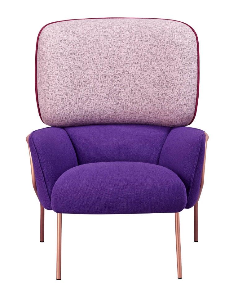 Cotton Armchair, Eli Gutiérrez For Sale 5