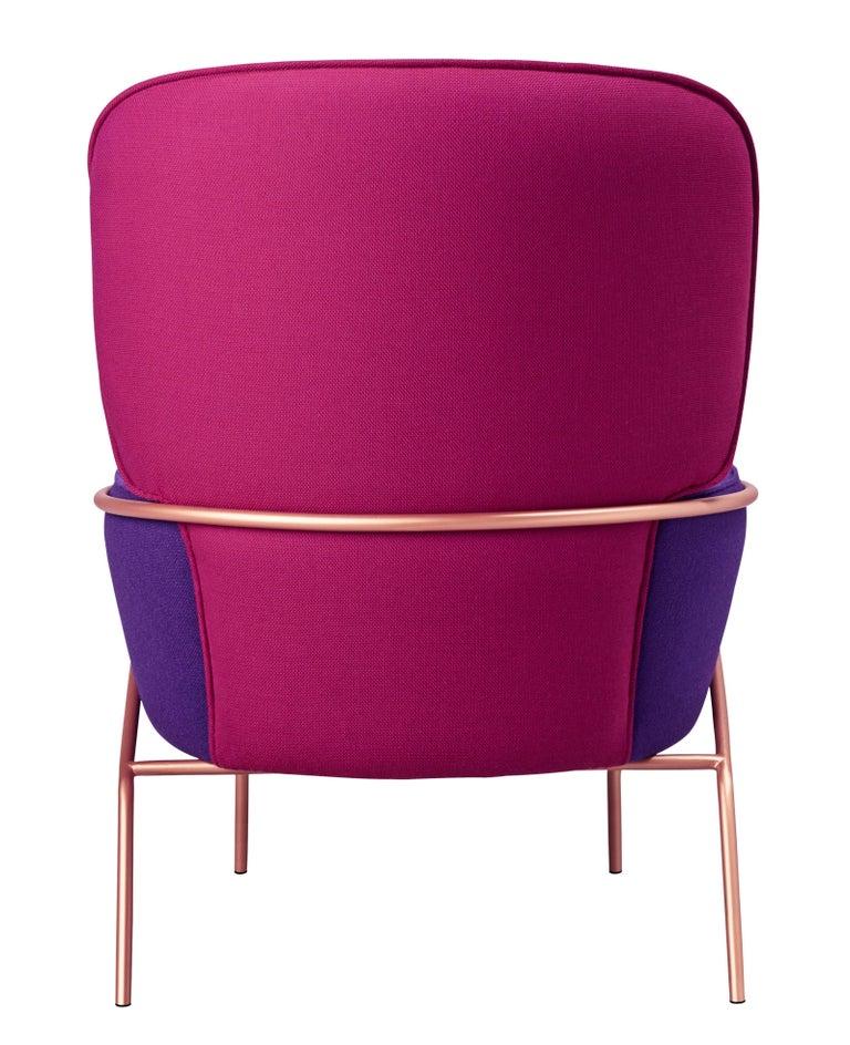Cotton Armchair, Eli Gutiérrez For Sale 1