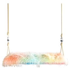 Cotton Candy Swing, Multi-Color, Made to Order