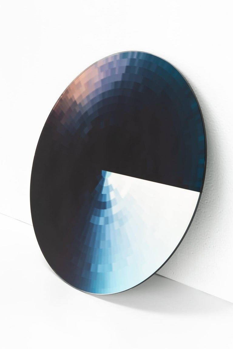 Coulour Swatch Mirror by Rive Roshan In New Condition For Sale In Eindhoven, NL