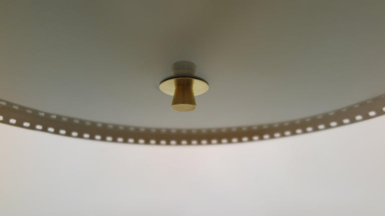 Counter Balance Pendant Lamp Paavo Tynell For Sale 1