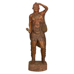 Counter Top Cigar Store Indian