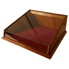 "Counter top Display Cabinet for L & C HARDMUTH'S ""KOH-I NOOR"" Pencils"