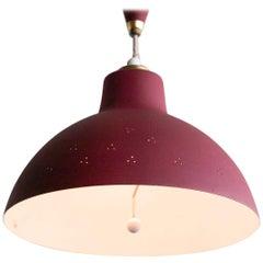 Counterbalance Pendant Lamp by Nordiska Kompaniet, 1950s