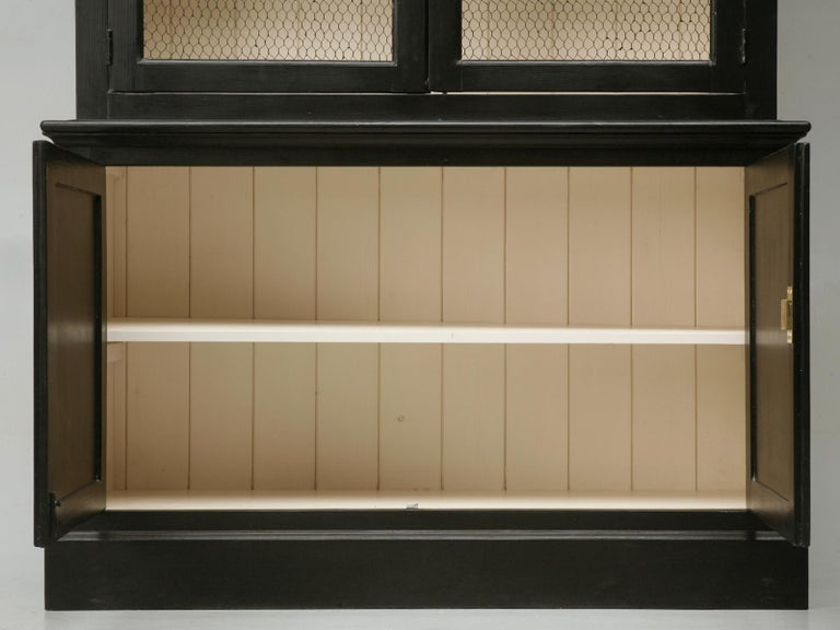 Country French Directoire Style Bookcase Handmade in Any Dimension or Color For Sale 3