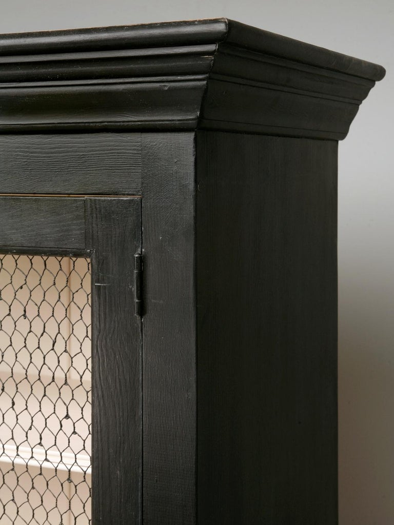 American Country French Directoire Style Bookcase Handmade in Any Dimension or Color For Sale