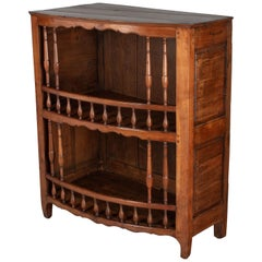 Country French Display Cabinet Sideboard